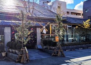 菓匠三全 広瀬通り 大町本店(12月26日雨天)